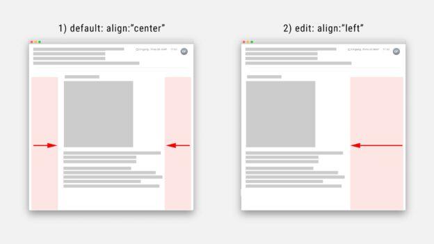 Newsletter Layout align: left